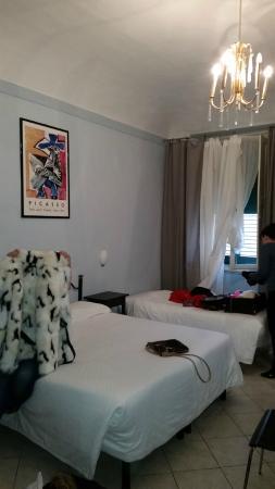 bedroom - Picture of Soggiorno Santa Reparata, Florence - TripAdvisor