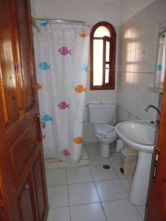 Sofia's Apartments : Bagno privato con doccia