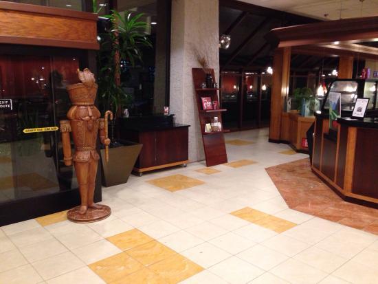 DoubleTree by Hilton Hotel Sacramento: Hotel.