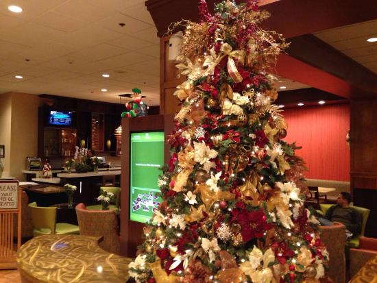 Buon Natale 1a.Buon Natale Picture Of Doubletree By Hilton Hotel