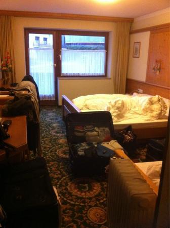 Jägerhof: Room