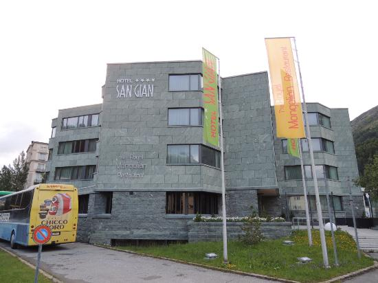 San Gian Hotel: ホテル外観