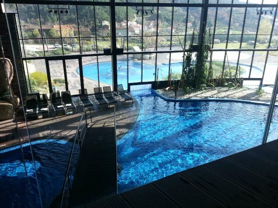 Piscina picture of h2otel unhais da serra tripadvisor for Piscine portugal
