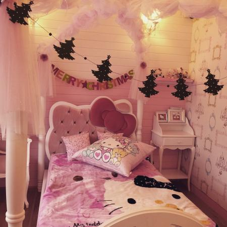 Hello Kitty Hotel Room Korea