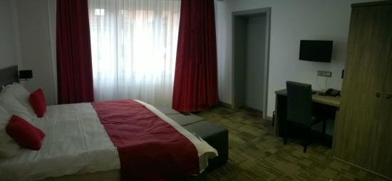Cour du Tonnelier : chambre confort