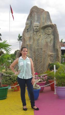 มอนเตลิมาร์, นิการากัว: Miriam de peseo