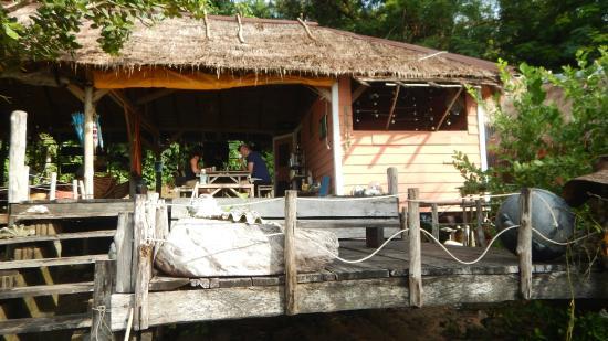 Nomads Land: Lobby - Dinning area