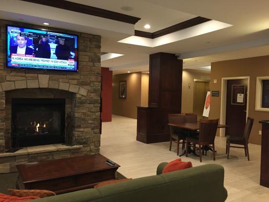 Hampton Inn Kingston: lobby