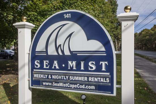 Welcome to Sea Mist Resort on Cape Cod!
