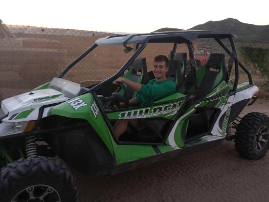 Xtreme Adventure Cabo: Awesome Ride