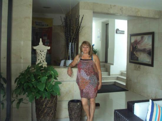 Hotel El Dorado: LOBBY HOTEL