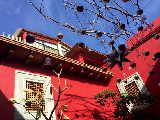 Catedral Restaurante & Bar: El patio central.