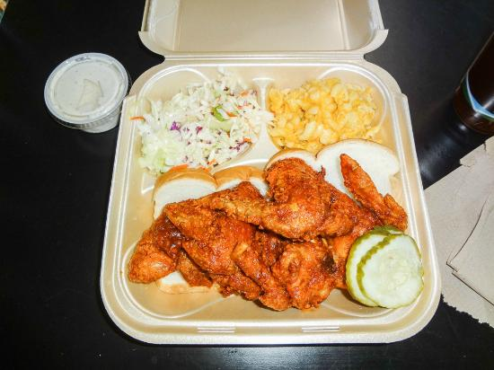 Omg Review Of Hot Chicken Takeover Columbus Oh Tripadvisor