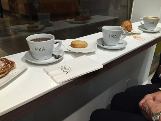 Fika espresso bar new york city 380 lexington ave for New york bed and breakfast economici