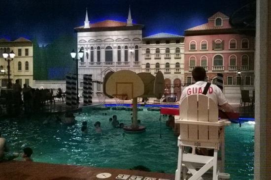 Holiday Inn Hotel & Suites Maple Grove - Arbor Lakes: Área da piscina