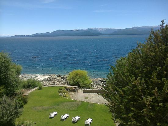 Hotel Patagonia : Vista desde la habitación