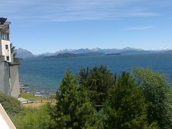 Hotel Patagonia: Vista desde habitación
