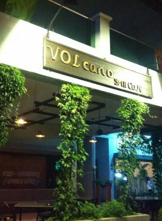 Volcano Grill Cafe