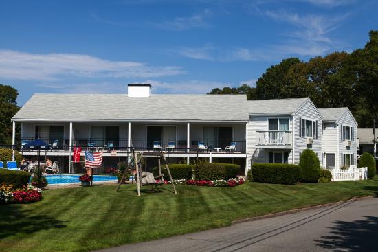 juste prix design exquis meilleures baskets BLUE ROCK RESORT - Prices & Motel Reviews (Cape Cod/South ...