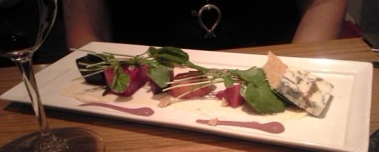 Restaurant Martin : Roasted Beet Salad