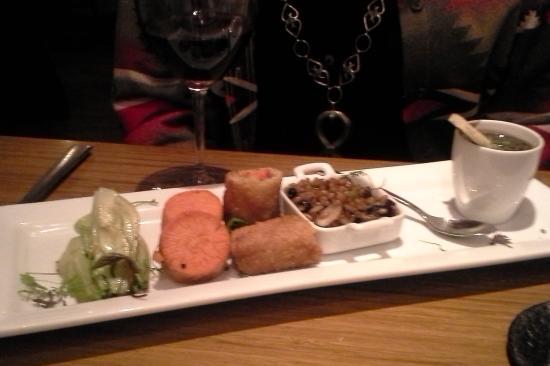 Restaurant Martin : Vegetarian Plate
