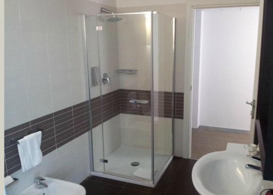 Zambala Luxury Residence: bagno
