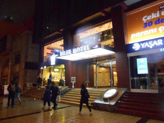 Bilek Hotel Istanbul: 3