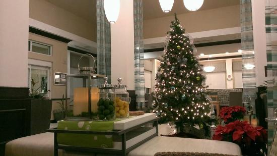 Coffeemaker Refrigerator Microwave Picture Of Hilton Garden Inn Lakeland Lakeland Tripadvisor