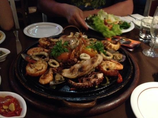 Monduba Restaurante: mariscos
