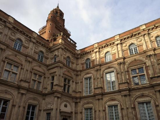 Fondation Bemberg : Mooi gebouw