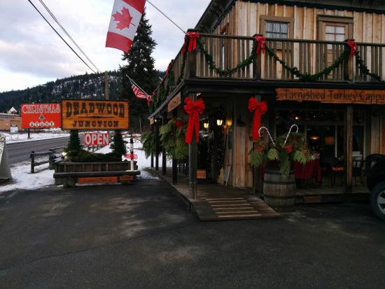 Deadwood Junction: Unquantifiable Christmas Spirit!!! See my Post.