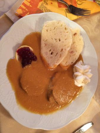 Schonbrunner Stockl: Chech specialty...delicious!!!