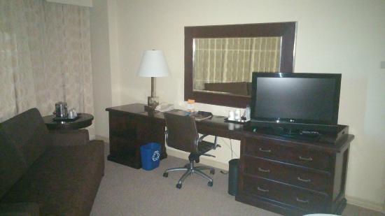 Sheraton College Park North Hotel: Desk