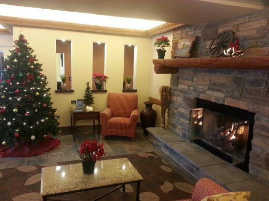 Fairfield Inn & Suites Steamboat Springs: lobby