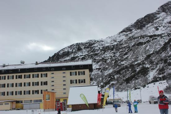 Sporthotel St. Christoph: St Christoph