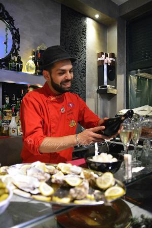 Ristorante Anima & Core: Chef Gaetano