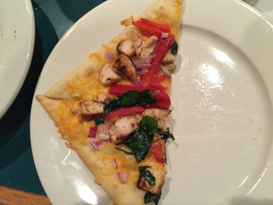 Half Shell: Pizza
