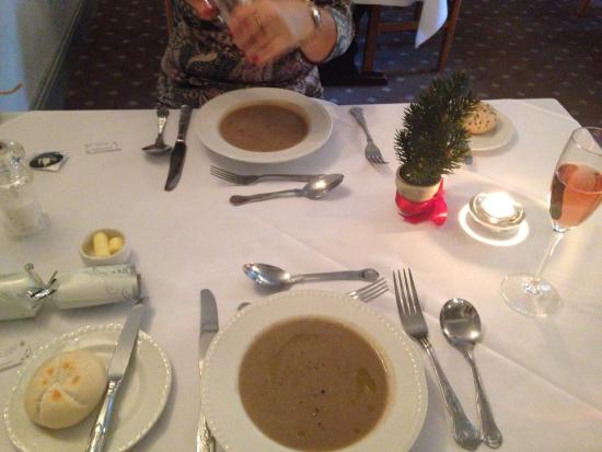 The West House : Delish soup