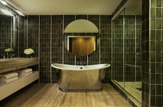 Loews Regency New York Hotel: Uptown Bohemian Signature Suite Bedroom