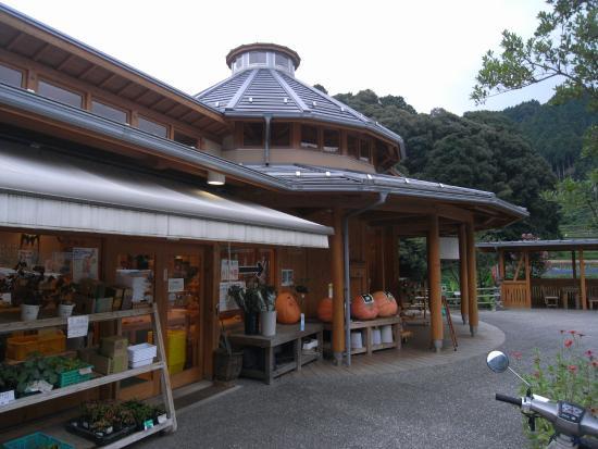 Michi-no-Eki Odanosato Seseragi