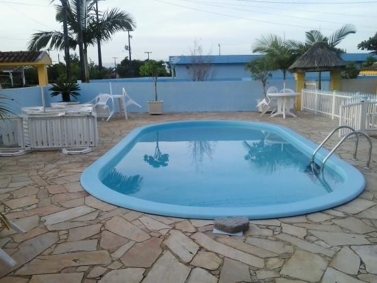 Pontal do Parana, PR: Piscina do Hotel