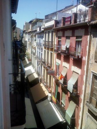 Hotel Comfort Dauro 2 : vista do quarto