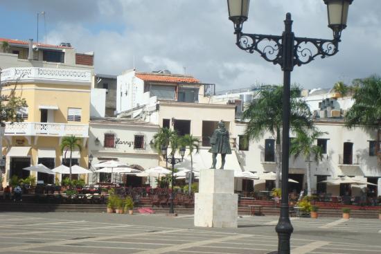 Plaza de España ( Plaza de Armas )