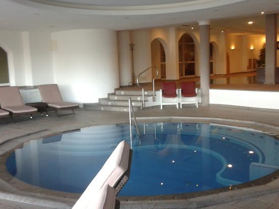 Hotel Rosslaufhof : piscina idromassaggio