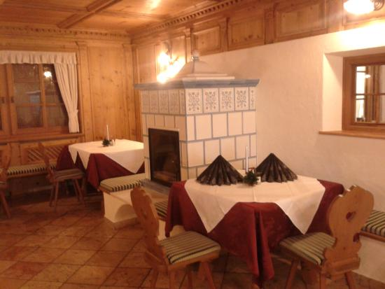 Hotel Rosslaufhof : zona stube