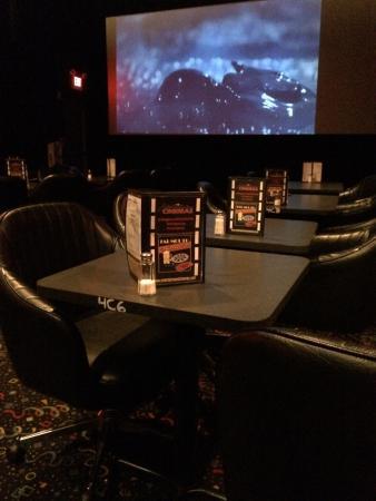 Falmouth Cinema Pub: Cinema food fun!