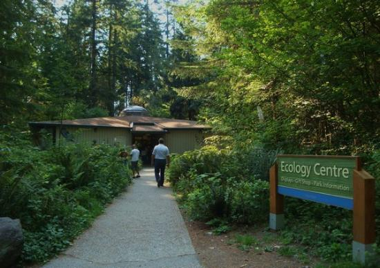 Lynn Canyon Ecology Centre