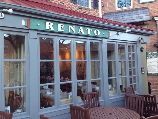 Renato Restaurant Potomac Menu Prices Reviews Tripadvisor