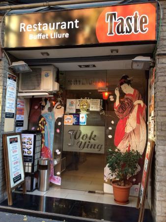 Restaurante Taste & Japones