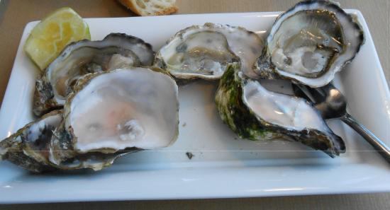 Brasserie d'en face: oysters